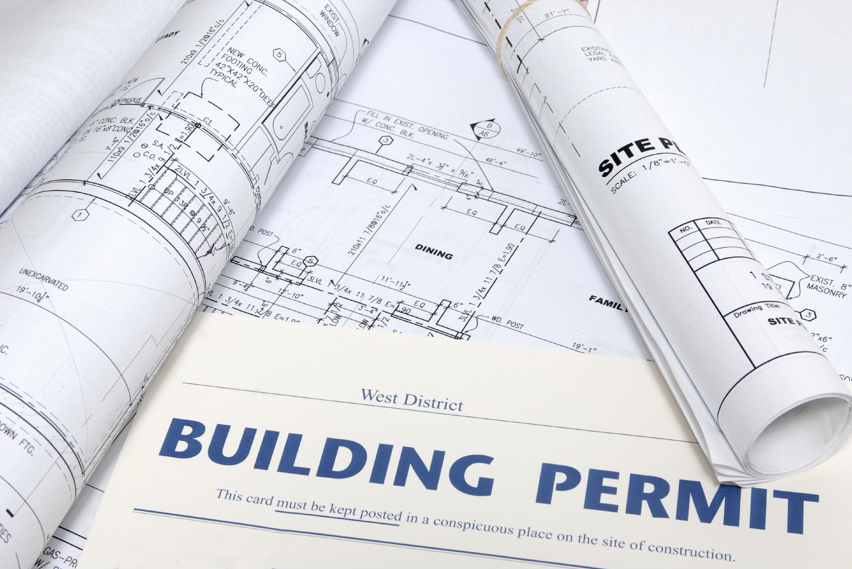 Plans, permit.jpg